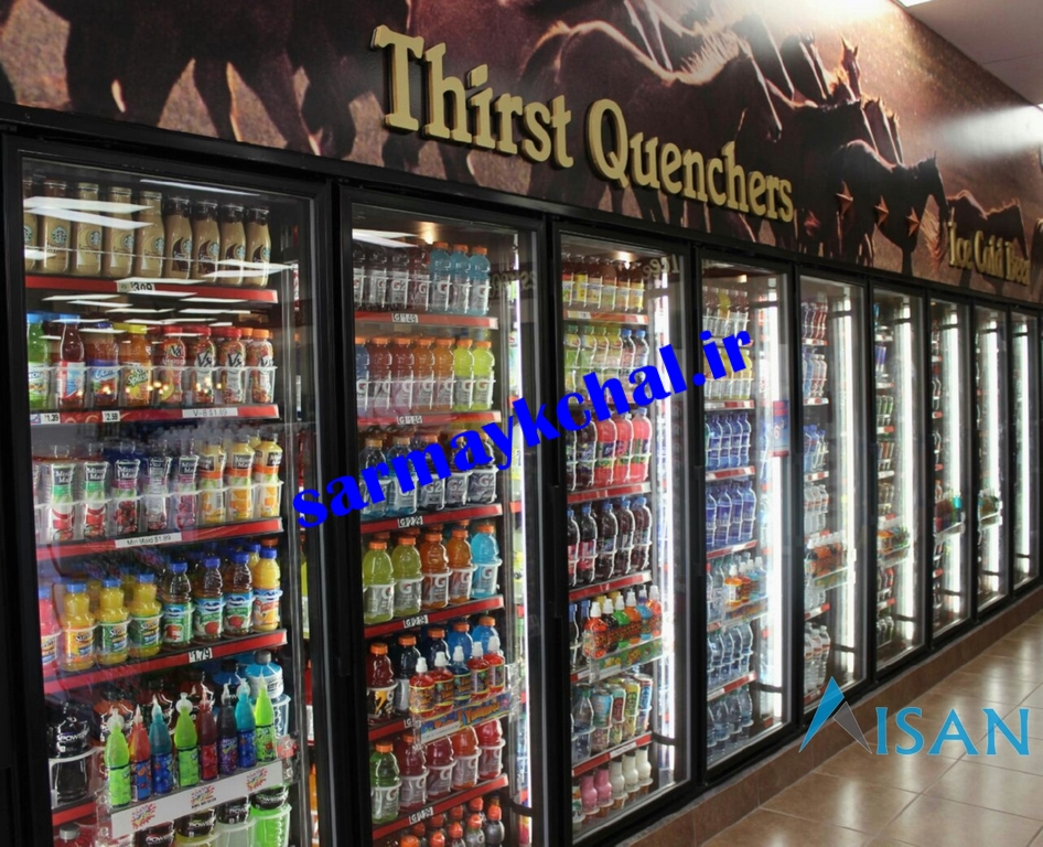 نمایندگی فروش یخچال های فروشگاهی